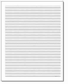 lined paper handwriting worksheets 15687 printable handwriting paper