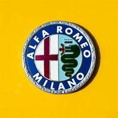 alfa romeo emblem photograph by reger
