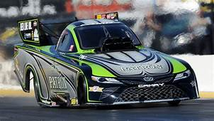 Toyota Extends Sponsorship As Official Car Of NHRA