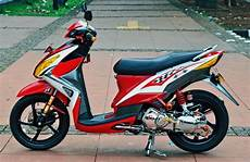 Modifikasi Xeon Gt by Modifikasi Yamaha Xeon Gt 125 Konsep Thailook Dan Ring 17