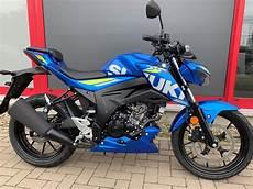suzuki modelle 2019 motorrad suzuki gsx s 125 modell 2019 f 220 hrerscheinneuling