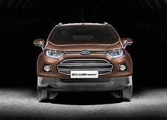 2016 Ford EcoSport Front India Launch