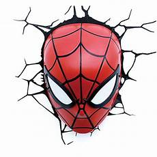 spiderman wall light what 2 buy 4 kids