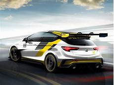 Opel Astra Tcr - official 2016 opel astra tcr gtspirit