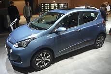 hyundai i10 neuwagen new 2017 hyundai i10 facelift to start from 163 9 250 auto