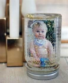 Basteln Mit Fotos - selbstgemachte geschenke wie kann eine schneekugel
