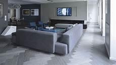 Grauer Boden Wohnzimmer - grey hardwood floors how to combine gray color in modern