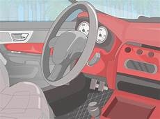 interior vehicle paint how to paint a car interior with pictures wikihow