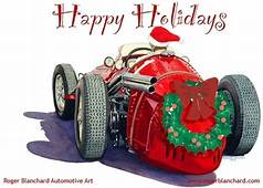 Happy Holidays From Sports Car Digest 2009