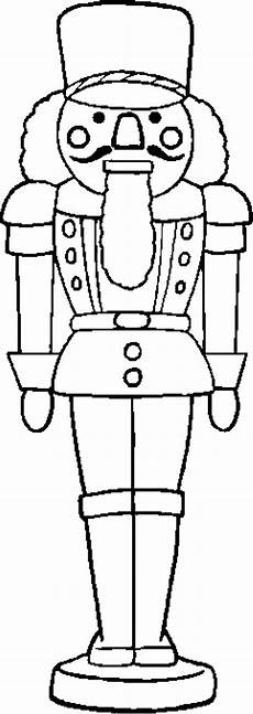 Ausmalbilder Weihnachten Nussknacker Dolls Coloring Pages