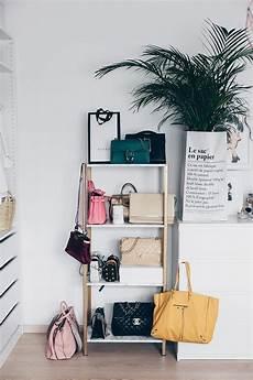 Ikea Hyllis Hack Meine Diy Taschen Aufbewahrung Im
