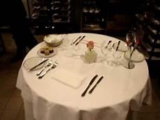 table au room service