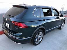 2019 new volkswagen tiguan 2 0t sel r line 4motion at