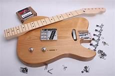tele guitar kit byoguitar rear rout telecaster electric guitar kit finished reverb