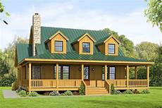 country house plans with porches country home plan with 3 master suites and wrap around