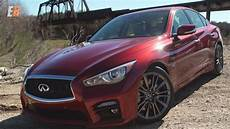 2016 infiniti q50 sport 400 road track review youtube