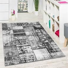 wohnzimmer teppich grau orient muster teppich de