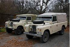 Land Rover Series Ii Information And Photos Momentcar