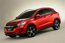 2016 Honda Hr V Price Release Date Specifications Mpg