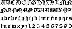 alfabeto gotico lettere 08 marzo 2015 quasigiornale