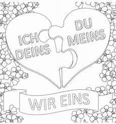 Ausmalbilder Liebe Zencolor Moments Liebe Freundschaft Topp Bastelb 252 Cher