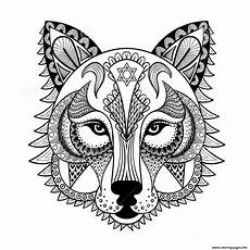 Malvorlagen Wolf Pdf Detailed Wolf Coloring Pages At Getcolorings Free