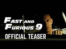 fast and furious 7 trailer fast and furious 9 official teaser trailer 2019