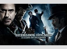 cast of sherlock holmes game of shadows