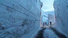 En Images L Avalanche Qui A Coup 233 La Route De Bonneval