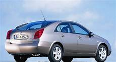 nissan primera 2004 nissan primera hatchback 2002 2004 reviews technical data prices