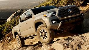 2020 Toyota Tacoma Photos And Info Updated Looks More