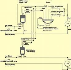 occupancy sensor wiring diagram somurich com