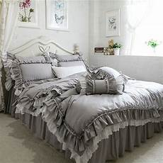 Aliexpress Buy New European Grey Bedding Set Big