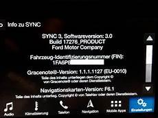 Ford Sync 3 Kartenupdate 2018 - sync 3 kartenupdate auf f7 veraltet seite 16 mustang