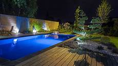 de piscine de jour de nuit 183 l esprit piscine