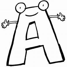 Ausmalbilder Buchstaben D Kostenlose Malvorlage Buchstaben Lernen Buchstabe A Zum