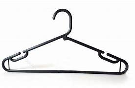 Image result for Black Coat Hangers