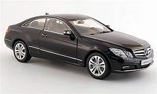 mercedes classe e coupe c 207 black 2009 norev diecast