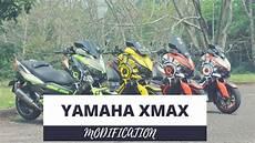Modifikasi X Max by Koleksi Variasi Motor Xmax Modifikasi Yamah Nmax