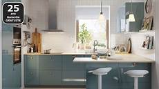 meuble cuisine bleu page finition cuisine kallarp gris turquoise ikea