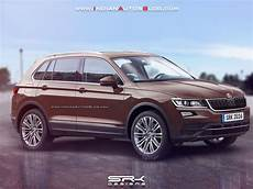 All New 2018 Skoda Yeti Will Look Like The Kodiaq
