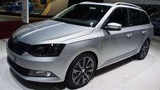 2015 skoda fabia sw edition 1 4 tdi 105 ps exterior and