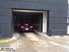 car elevator automobile elevators and garage car lifts bramalea