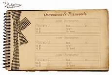 printable password card glenda s world username password cards 4 x 6