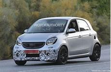 2016 Smart Forfour Brabus