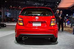 2019 Chevrolet Sonic Rs  2020 Chevy