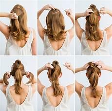 Frisuren Einfach Selber Machen - 7 hochzeitsfrisuren zum selbermachen styling tipps