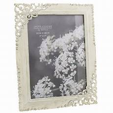 vintage style ornate metal photo frame new boxed 5 x