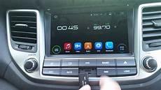 Hyundai Tucson Navigation - hyundai tucson android bilstereo navigation