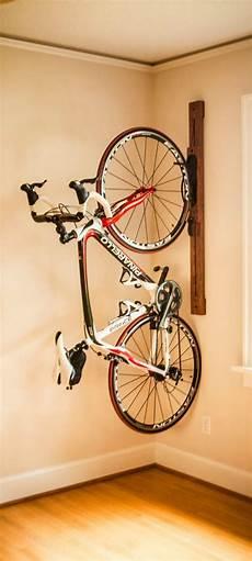 fahrrad garage aufhängen premium handcrafted 4 adjustable vertical wall mount bike